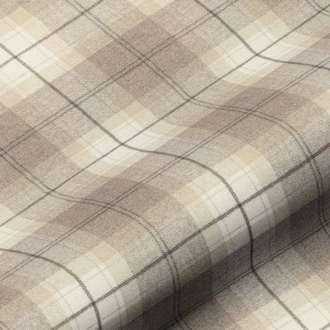 Art of the Loom Wool Plaid Vol 1 Fabrics Wool Plaid Fabric - Devon Fudge - WOOLPLAIDDEVONFUDGE