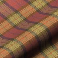 Wool Plaid Fabric - Fruit Salad