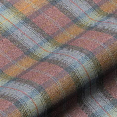 Art of the Loom Wool Plaid Vol 1 Fabrics Wool Plaid Fabric - Moorland Heather - WOOLPLAIDMOORLANDHEATHER