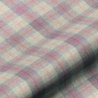 Wool Plaid Fabric - Padstow