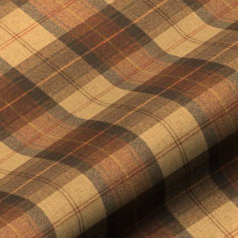 Art of the Loom Wool Plaid Vol 1 Fabrics Wool Plaid Fabric - Rosehip Wine - WOOLPLAIDROSEHIPWINE - Image 1