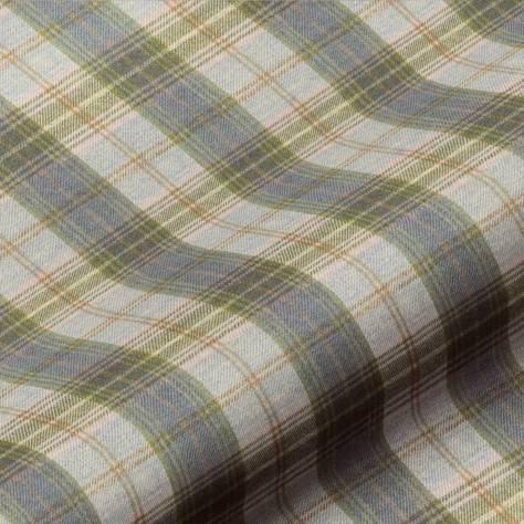 Art of the Loom Wool Plaid Vol 1 Fabrics Wool Plaid Fabric - Saltburn - WOOLPLAIDSALTBURN