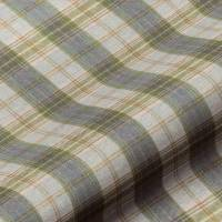 Wool Plaid Fabric - Saltburn