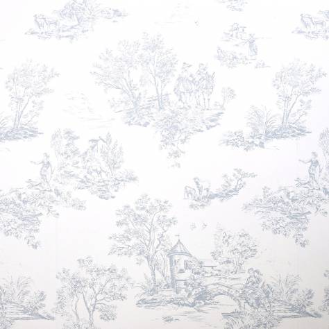 Casadeco Chantilly Fabrics & Wallpapers Jouy Fabric - 22876109