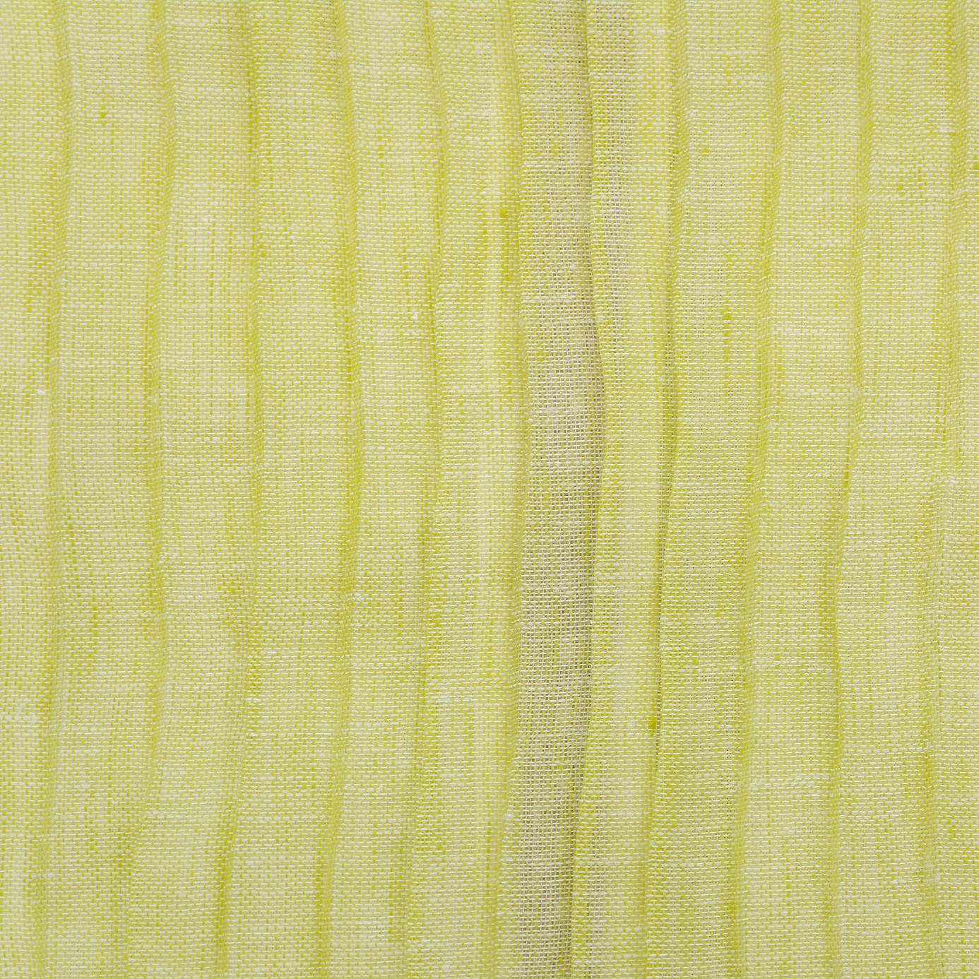 Voile plisse fabric green 18497142 casadeco slowtime for Voile fabric