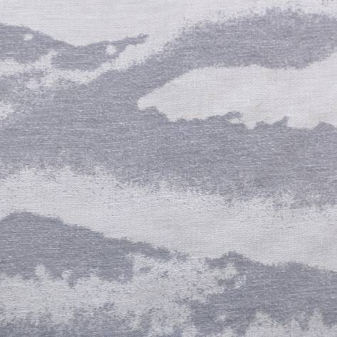 Casadeco Innocence Fabrics & Wallpapers Nuage Fabric - Anthracite - 27619216