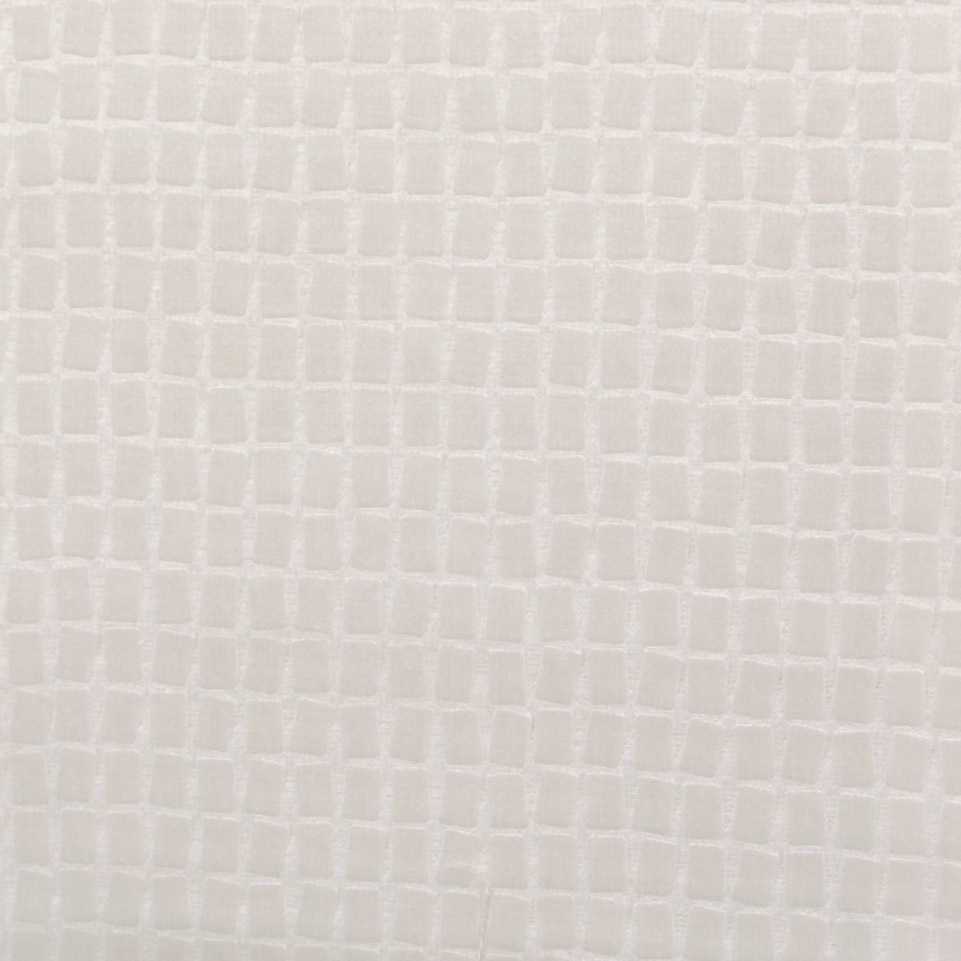 petit rectangle fabric blanc 27830109 casadeco place. Black Bedroom Furniture Sets. Home Design Ideas