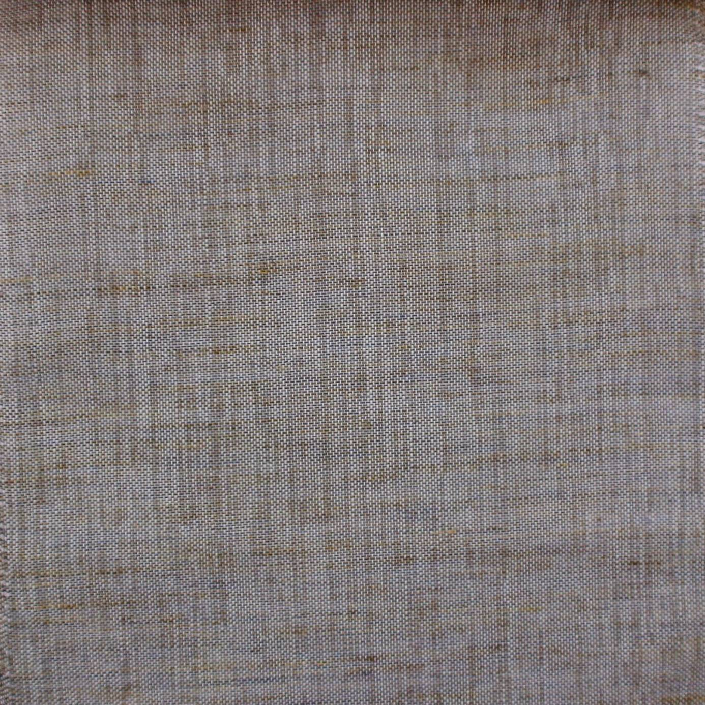 Uni voile fabric chocolate 28971311 casadeco for Voile fabric