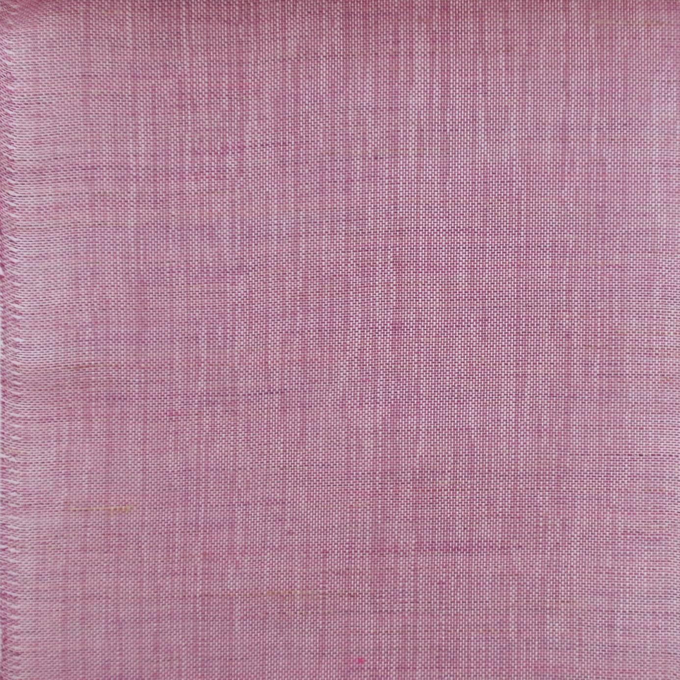 Uni voile fabric fuchsia 28974328 casadeco for Voile fabric