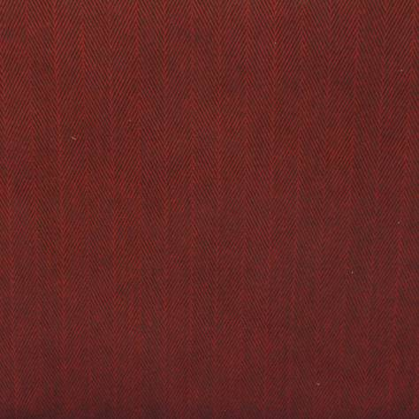 Ashley Wilde Belston Fabrics Howie Fabric - Cranberry - HOWIECRANBERRY
