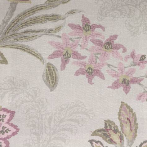 Ashley Wilde Belston Fabrics Leathan Fabric - Mulberry - LEATHANMULBERRY