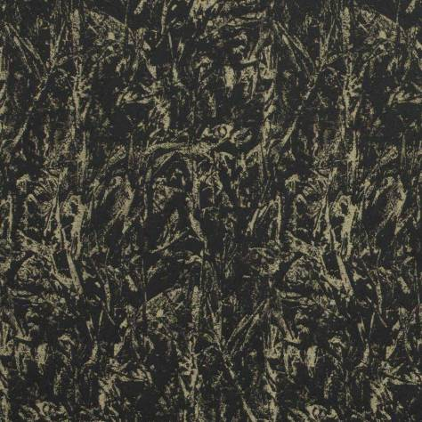 Ashley Wilde Grove Fabrics Cascade Fabric - Black - CASCADEBLACK