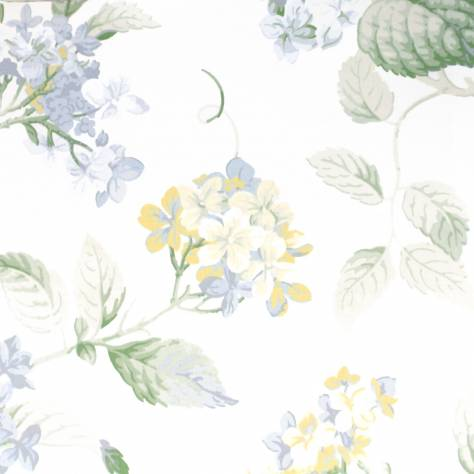 Ashley Wilde Hampton Court Fabrics High Grove Fabric - Forget Me Not - HIGHGROVEFORGETMENOT