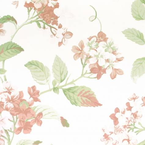 Ashley Wilde Hampton Court Fabrics High Grove Fabric - Rose - HIGHGROVEROSE