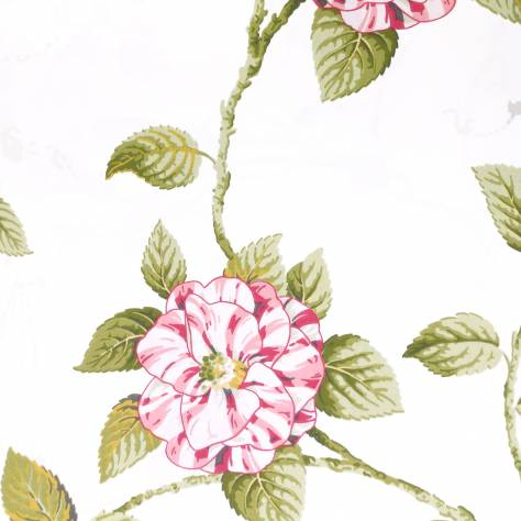 Ashley Wilde Hampton Court Fabrics Osbourne Fabric - Summer - OSBOURNESUMMER