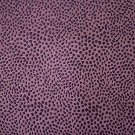 Ashley Wilde Textures Fabrics Blean Fabric - Mulberry - BLEANMULBERRY