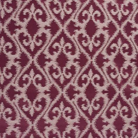 Ashley Wilde Denali Fabrics Faelyn Fabric - Berry - FAELYNBERRY