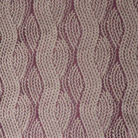 Ashley Wilde Denali Fabrics Willen Fabric - Berry - WILLENBERRY