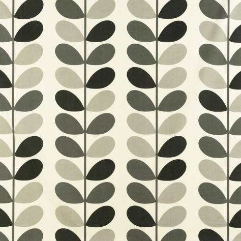 Ashley Wilde Orla Kiely Prints Vol I Fabrics Multi Stem Fabric - Warm Grey - MULTISTEMWARMGREY