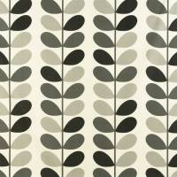 Multi Stem Fabric - Warm Grey