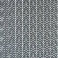 Linear Stem Fabric Cool Grey