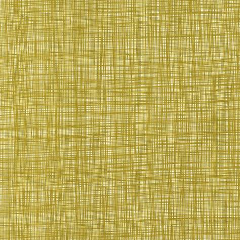 Ashley Wilde Orla Kiely Prints Vol I Fabrics Scribble Fabric Olive - SCRIBBLE/Olive