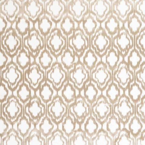 Ashley Wilde Harris Fabrics Heligan Fabric - Champagne - HELIGANCHAMPAGNE