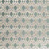 Heligan Fabric - Seafoam