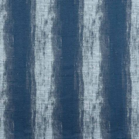 Ashley Wilde Rossetti Fabric Musset Fabric - Navy - MUSSETNAVY