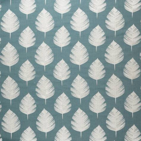 Ashley Wilde Fawsley Fabrics Bowood Fabric - Teal - BOWOODTEAL