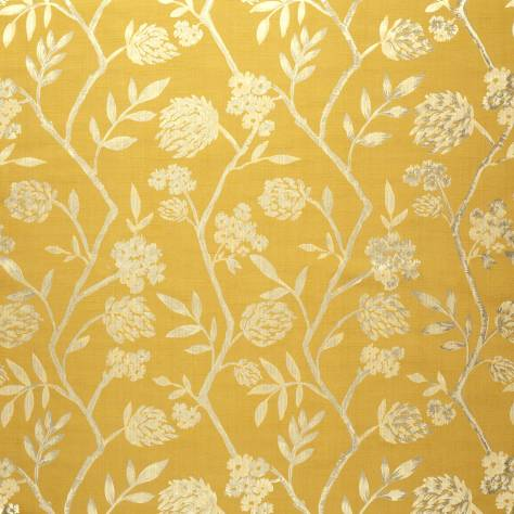 Ashley Wilde Fawsley Fabrics Wavertree Fabric - Dijon - WAVERTREEDIJON