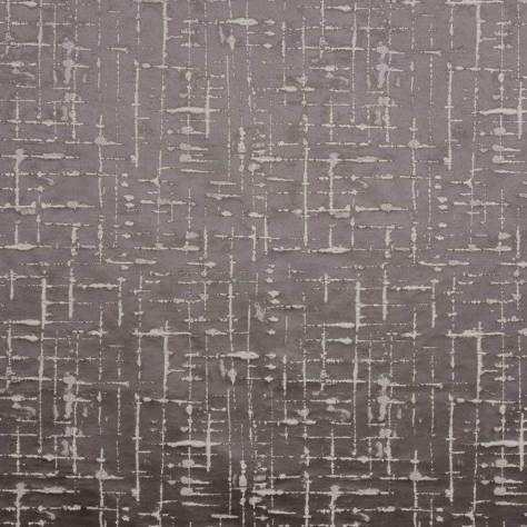 Ashley Wilde Lamont Fabrics Mikkel Fabric - Pewter - MIKKELPEWTER - Image 1