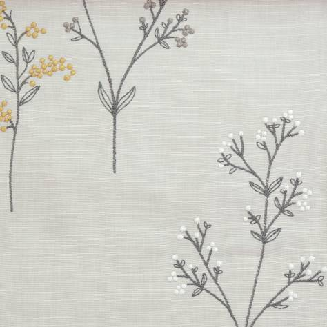 Ashley Wilde Azalea Fabrics Posy Fabric - Ochre - POSYOCHRE