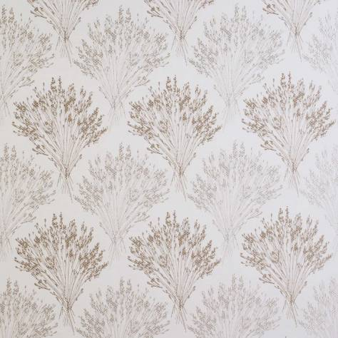 Ashley Wilde Riverford Fabrics Emmer Fabric - Pebble - EMMERPEBBLE - Image 1