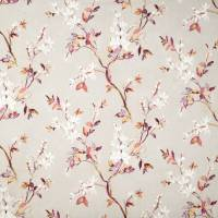 Florence Fabric - Coral
