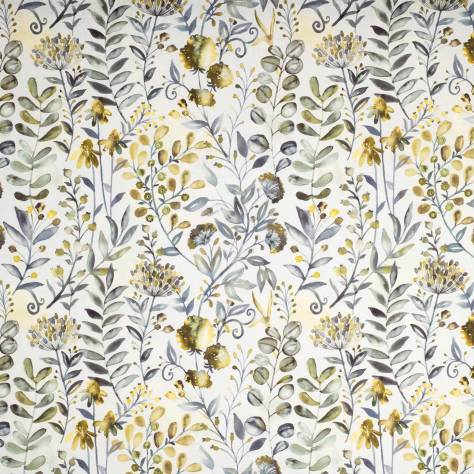 Ashley Wilde Hampstead Fabrics Whitwell Fabric - Buttercup - WHITWELLBUTTERCUP