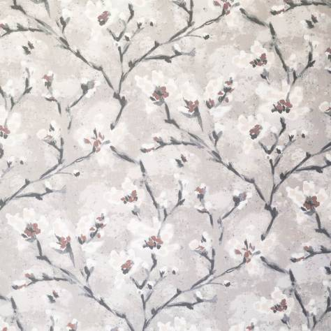 Ashley Wilde Pembroke Fabrics Mayfield Fabric - Rose - MAYFIELDROSE