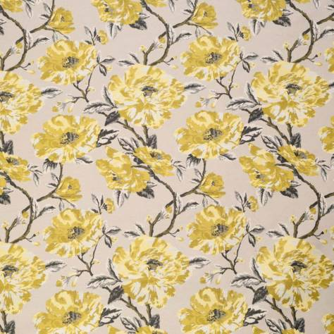 Ashley Wilde Buscot Fabrics Gervald Fabric - Sunflower - GERVALDSUNFLOWER