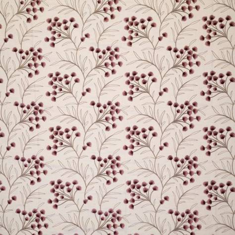 Ashley Wilde Buscot Fabrics Tapeley Fabric - Mulberry - TAPELEYMULBERRY