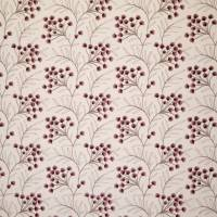 Tapeley Fabric - Mulberry