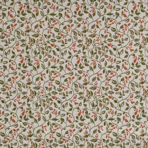 Ashley Wilde Glenmore Fabrics Alvie Fabric - Paprika - ALVIEPAPRIKA