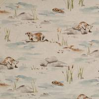 Otter Fabric - Biscuit