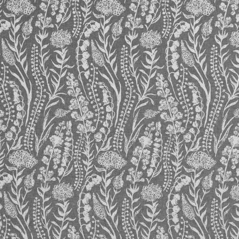 Ashley Wilde Meraki Fabrics Turi Fabric - Silver - TURISILVER