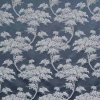 Japonica Fabric - Ink