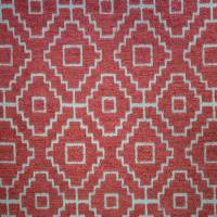 Kenza Fabric - Coral