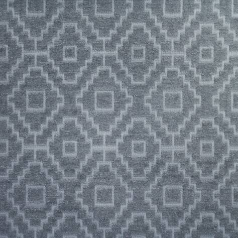 Ashley Wilde Kenza Fabrics Kenza Fabric - Sky - KENZASKY