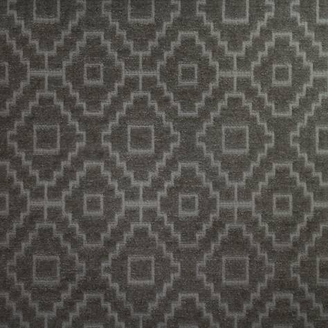 Ashley Wilde Kenza Fabrics Kenza Fabric - Smoke - KENZASMOKE