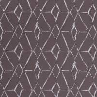 Huck Fabric - Mulberry