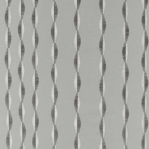 Ashley Wilde Chatsworth Fabrics Eren Fabric - Slate - ERENSLATE