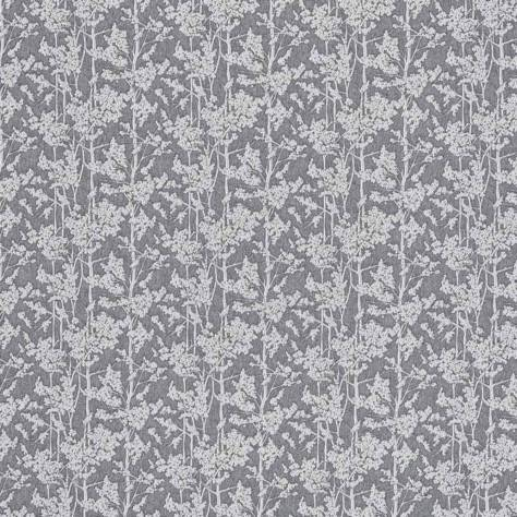 Ashley Wilde Tivoli Fabrics Spruce Fabric - Graphite - SPRUCEGRAPHITE